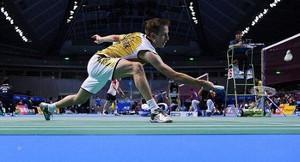 imagem de um atleta