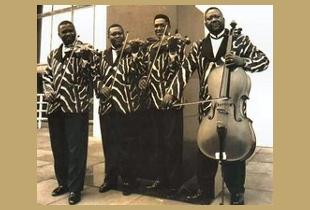 Soweto Quarteto de Cordas da �frica do Sul.