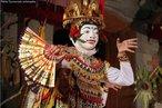 Dança da Indonésia