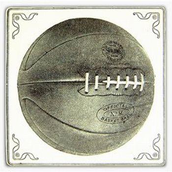 imagem de uma bola antiga