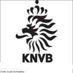 Escudo da seleção de Futebol da Holanda